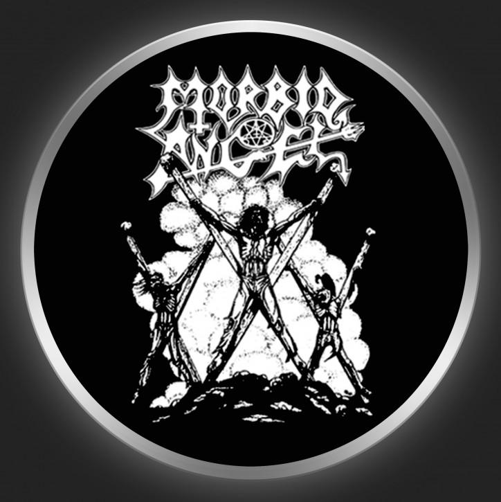 MORBID ANGEL - Thy Kingdom Come Button