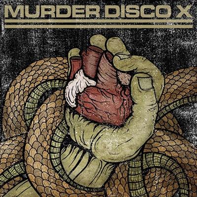 MURDER DISCO X - Same LP (Green / Black Splatter)