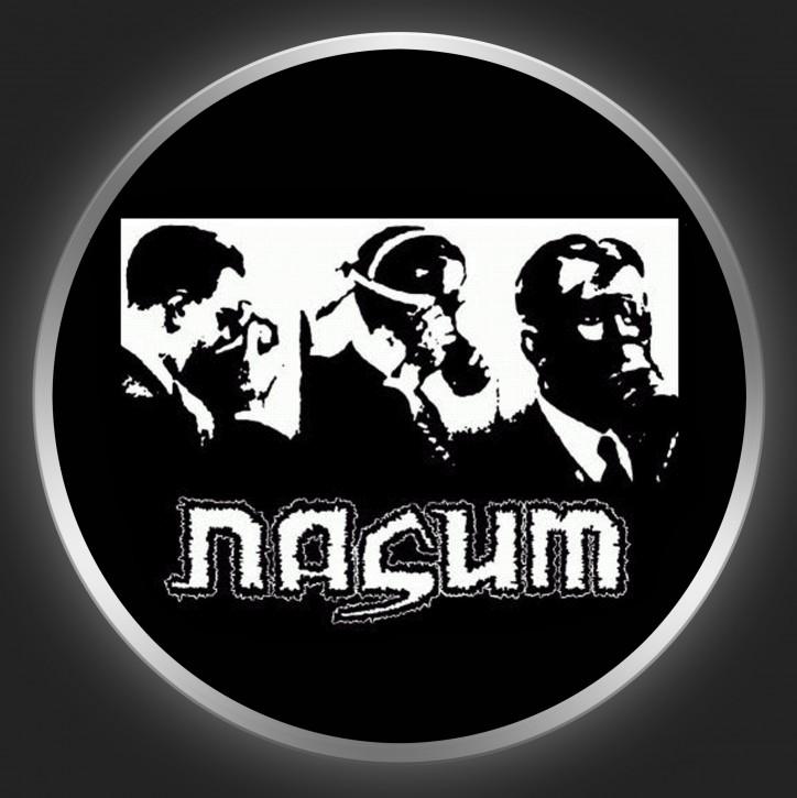 NASUM - Gasmasks Button