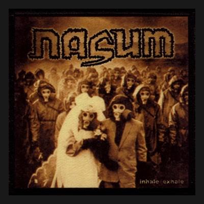 NASUM - Inhale / Exhale Patch