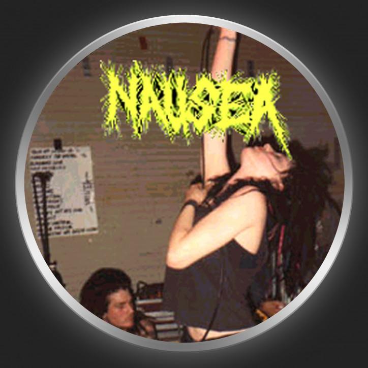 NAUSEA (NY) - Live 1 Button