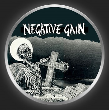 NEGATIVE GAIN - Back From The Dead Button