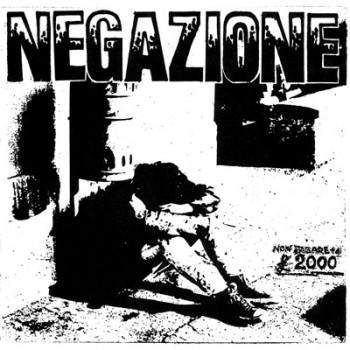 NEGAZIONE - Tutti Pazzi EP