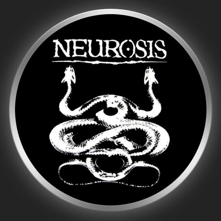 NEUROSIS - Through Silver In Blood Button