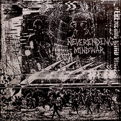 NEVERENDING MIND WAR - Demo I And II LP