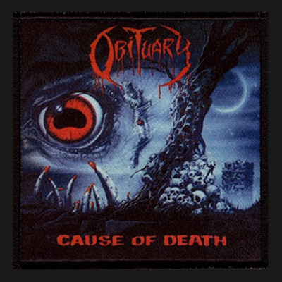 OBITUARY - Cause Of Death Patch 2