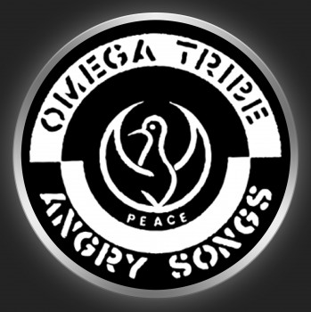 OMEGA TRIBE - Angry Songs Button