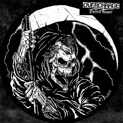 """OVERCHARGE - Electric Reaper 12"""""""