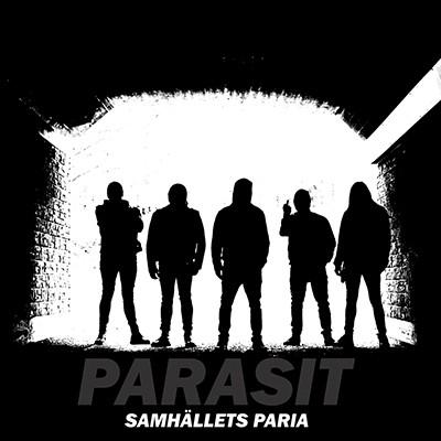 PARASIT - Samhällets Paria LP