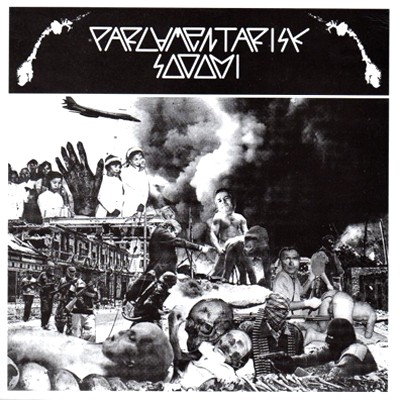PARLAMENTARISK SODOMI / LASERGUYS - Split EP