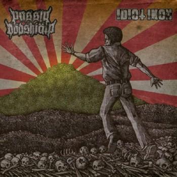 PASSIV DJÖDSHJÄLP / IDIOT IKON - Split LP