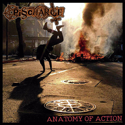 PISSCHARGE - Anatomy Of Action LP