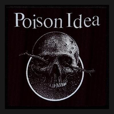 POISON IDEA - Skull Patch
