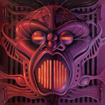 POSSESSED - Beyond The Gates LP (Transparent Ultra Clear / Violet Splatter)