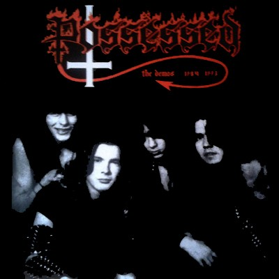 POSSESSED - The Demos 1984 - 1993 LP
