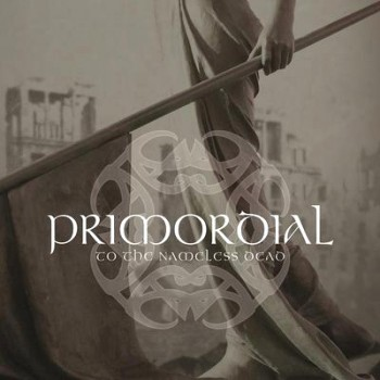 PRIMORDIAL - To The Nameless Dead 2 x LP (Grey Marbled)