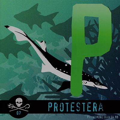 PROTESTERA - Protestera EP (Sea Shepheard Benefit Series # 7)