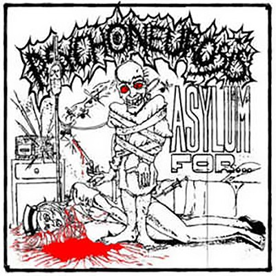 PSYCHONEUROSIS - Asylum For...  / This Is Also Man... LP