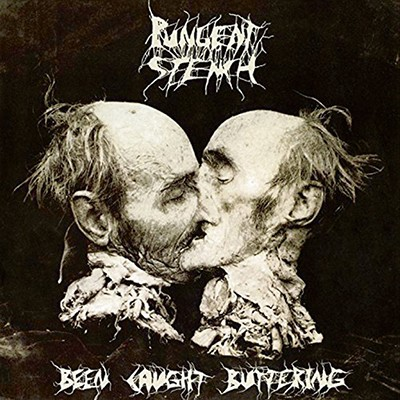 PUNGENT STENCH - Been Caught Buttering LP (Transparent Green)