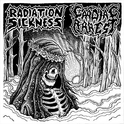 RADIATION SICKNESS / CARDIAC ARREST - Split EP