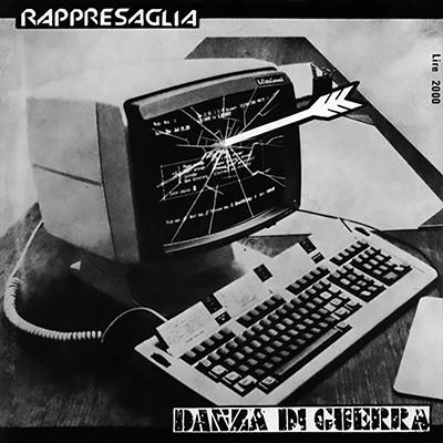 RAPPRESAGLIA - Danza Di Guerra EP (Black)