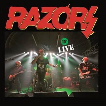 """RAZORS / YACÖPSAE - Split 10"""""""
