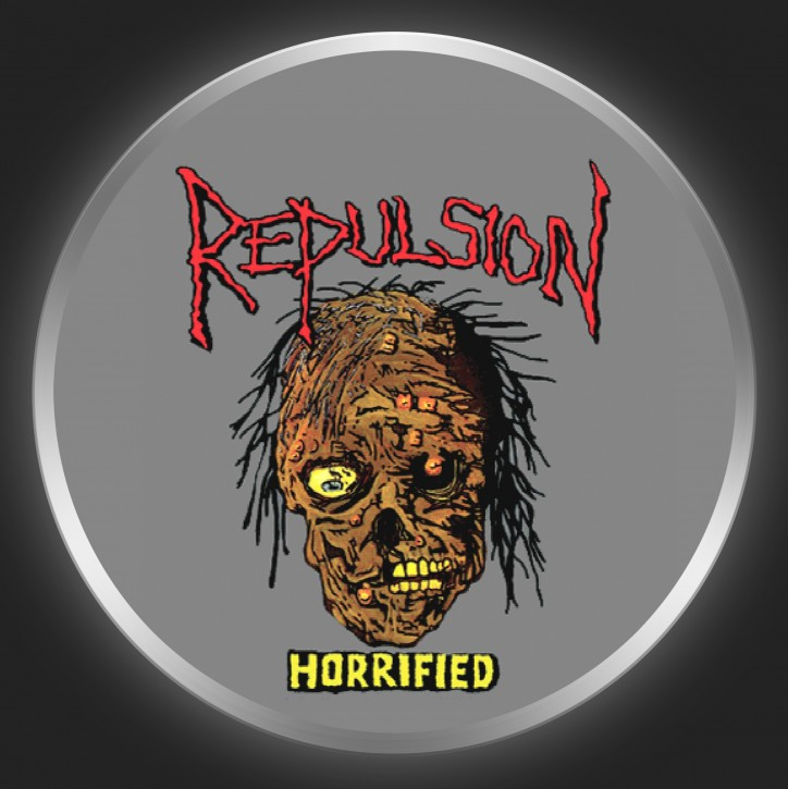REPULSION - Horrified Button