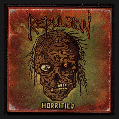REPULSION - Horrified Patch