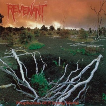 REVENANT - Prophecies Of A Dying World 2 x LP (Red / Orange)