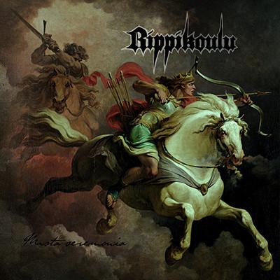 RIPPIKOULU - Musta Seremonia LP (Purple)