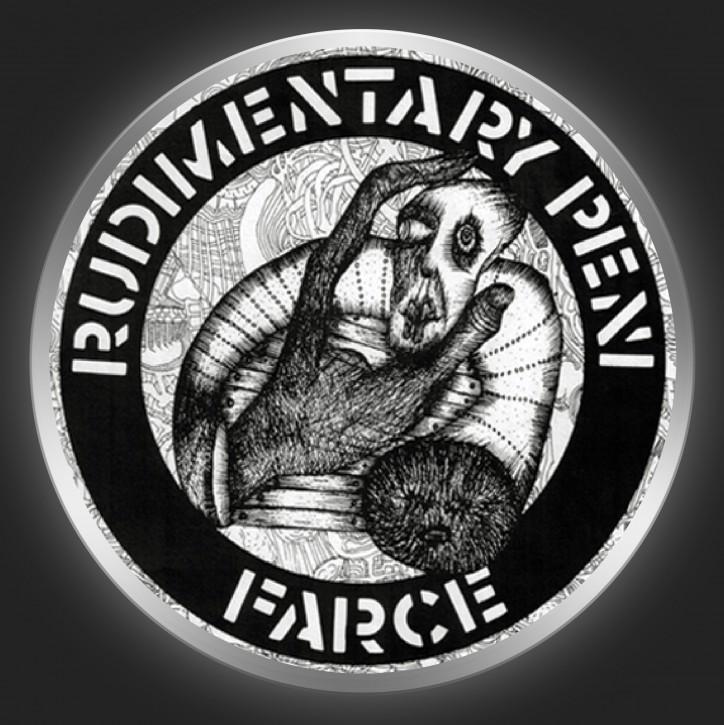RUDIMENTARY PENI - Farce Button