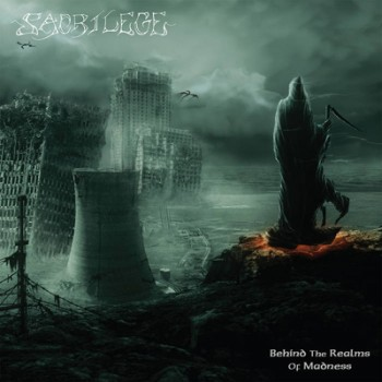 SACRILEGE - Behind The Realms Of Madness 2 x LP