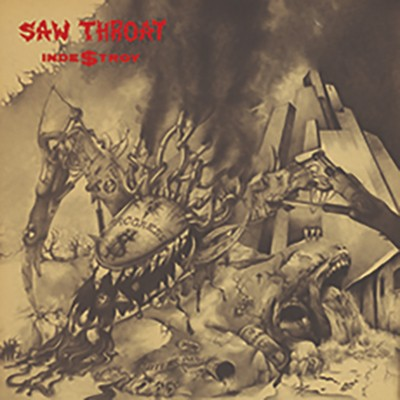 SAW THROAT - Indestroy (Extended) 2 x LP (Die Hard)