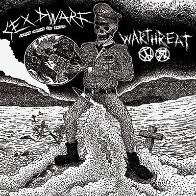 SEX DWARF / WARTHREAT - Split EP