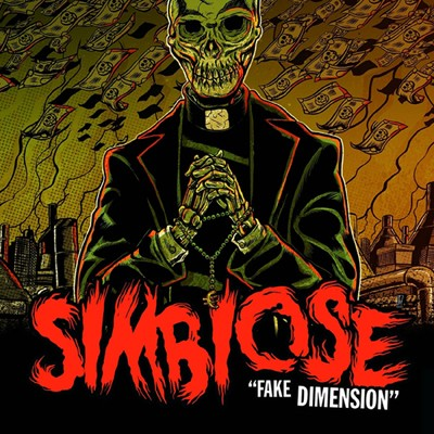 SIMBIOSE - Fake Dimension LP