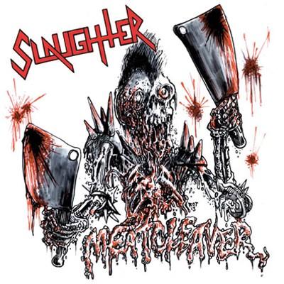 SLAUGHTER - Meatcleaver LP