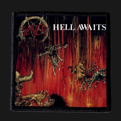 SLAYER - Hell Awaits Patch
