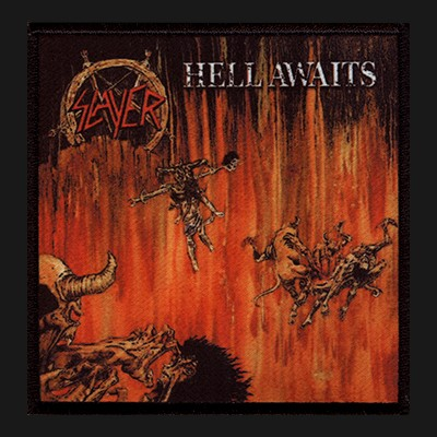SLAYER - Hell Awaits Patch 2