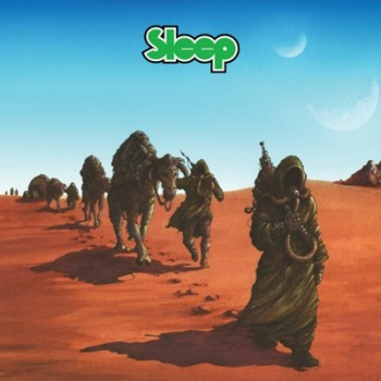 SLEEP - Dopesmoker 2 x LP (Transparent Green)