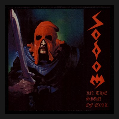 SODOM - In The Sign Of Evil Patch
