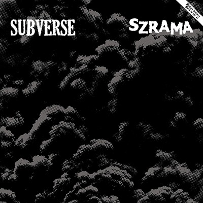 SUBVERSE  / SZRAMA - Distort Berlin Vol. 2 Split LP (Grey Marbled)