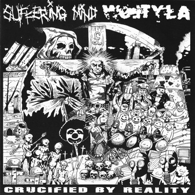 SUFFERING MIND / WOJTYLA - Split EP