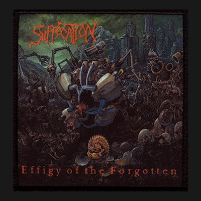 SUFFOCATION - Effigy Of The Forgotten Patch