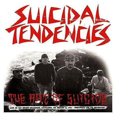 SUICIDAL TENDENCIES - The Art Of Dying LP