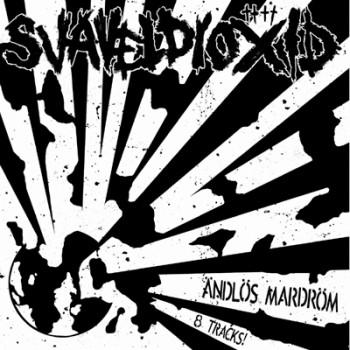 SVAVELDIOXID - Ändlös Mardröm LP (Grimace Purple)