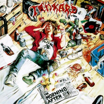TANKARD - The Morning After 2 x LP (Green)