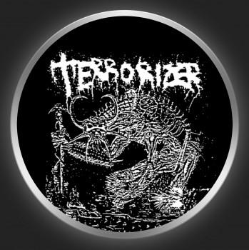 TERRORIZER - Demo 1987 Button