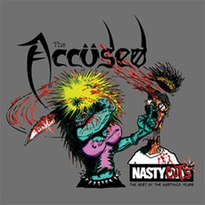 THE ACCÜSED - Nasty Cuts: The Best Of The Nastymix Years LP