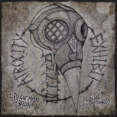 THE ATROCITY EXHIBIT / CATHETER - Split EP