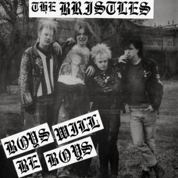 THE BRISTLES - Boys Will Be Boys EP (Black)